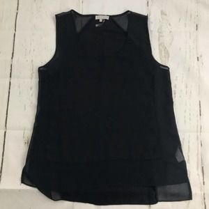 1. State black light round tank with sheer details